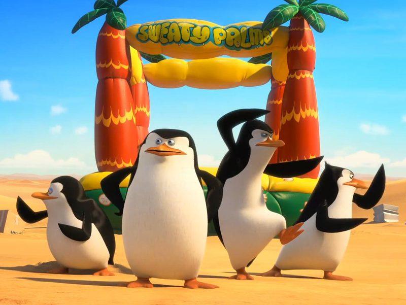 Скачать музыку пингвины мадагаскара