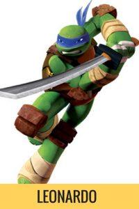 Leonardo черепашка ниндзя из