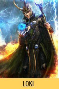 Loki появление героя
