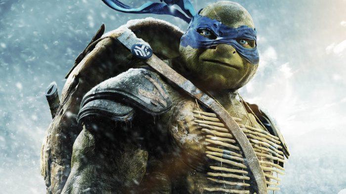 Изображение Леонардо из фильма