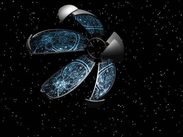Цитадель Mass Effect