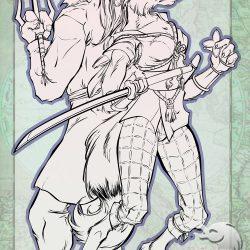 Ниньяра / Ninjara (TMNT)