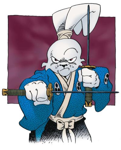 Миямото Усаги из черепашек ниндзя