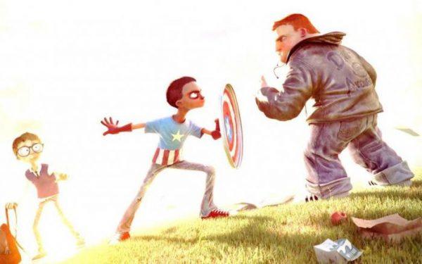 как стать супергероем
