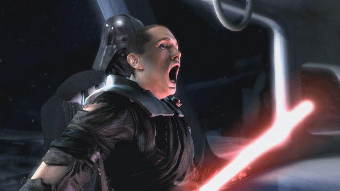 Гален Марек из Звездных войн