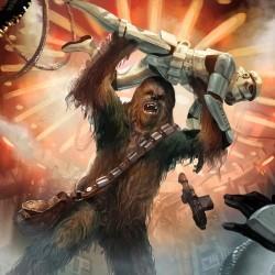Chewbacca из Звездных войн