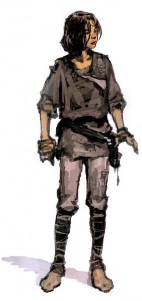 Хан Соло из Звездных войн