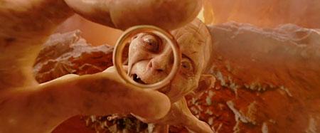 Коллум и кольцо