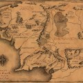 Средиземье карта
