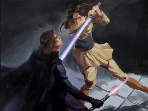 Джейна Соло из Звездных войн