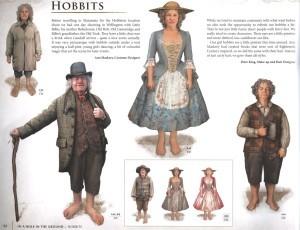 одежда хоббитов