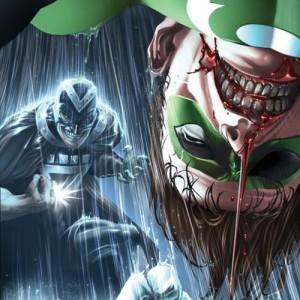 Зеленый фонарь из комиксов