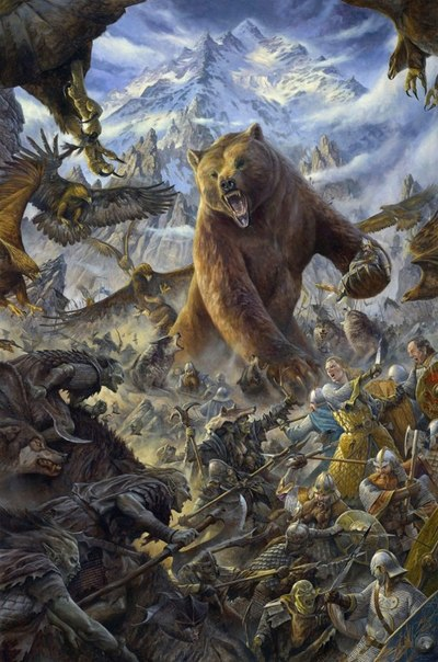 Беорн челове-медведь