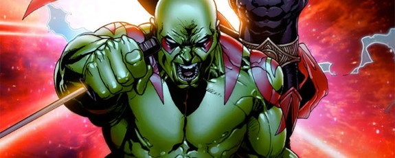 Drax the Destroyer comics