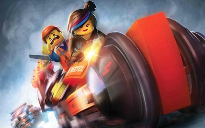 Дикарка Лего