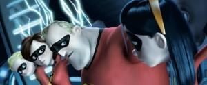 Суперсемейка персонажи