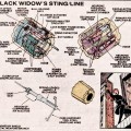 Браслеты Черной Вдовы
