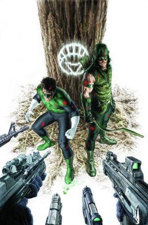 Зеленая стрела из комикса