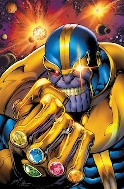 Марвел Танос