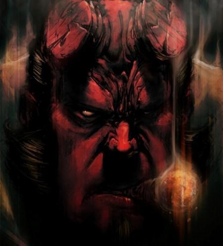 hellboy Хеллбой