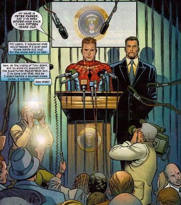 Акт о Регистрации Супергероев
