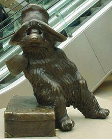 Паддингтон медведь