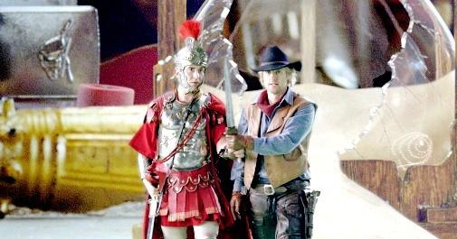 Джедидайя и Октавий