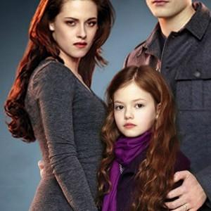 Белла, Эдвард и Ренесми