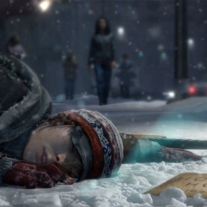 Джоди Холмс Beyond: Two Souls