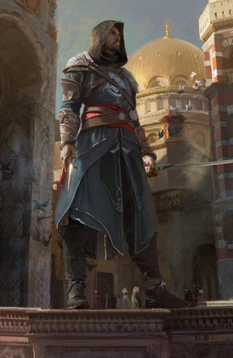 Ezio Auditore assassin's creed 2