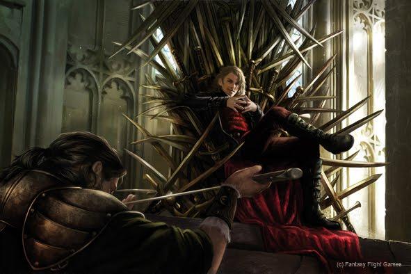 Железный трон семи королевств