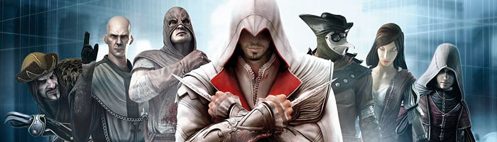 Ezio Auditore assassin's creed
