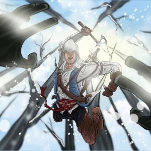 Коннор Кенуэй / Connor Kenway (Assassin's Creed)