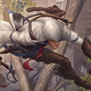 Коннор Кенуэй Assassin's Creed III