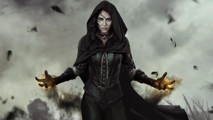 Мир Ведьмака