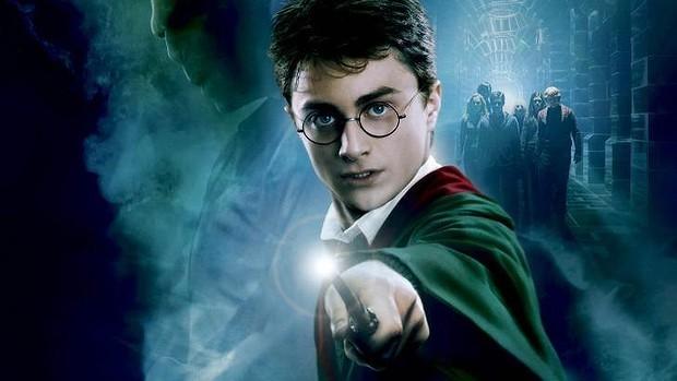 Гарри Поттер герой книги