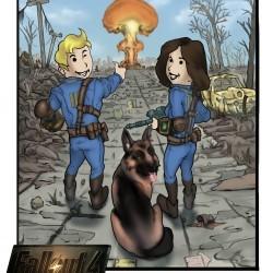 Выживший из Fallout