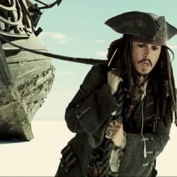 Джек Воробей из Пиратов Карибского моря