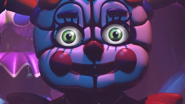 """Новая часть """"Five Nights At Freddy's"""""""