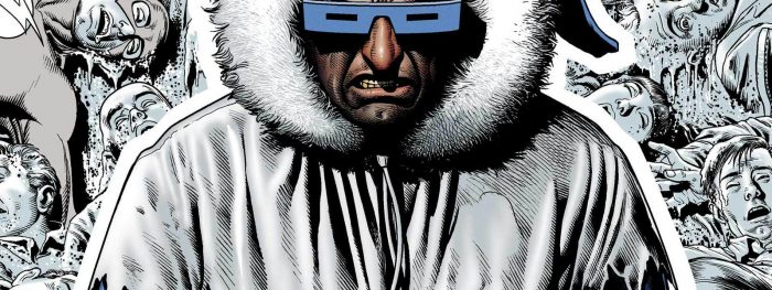 Капитан Холод из комикса
