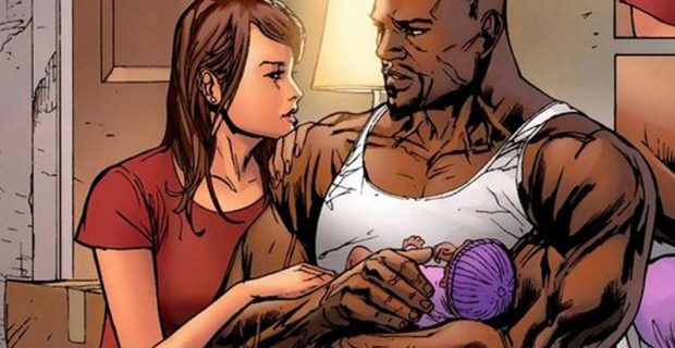 Джессика Джонс из комиксов Марвел