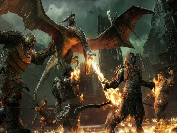 Монстры в игре Middle-earth Shadow of War
