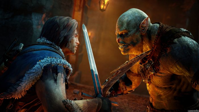 Клип к игре Shadow of War