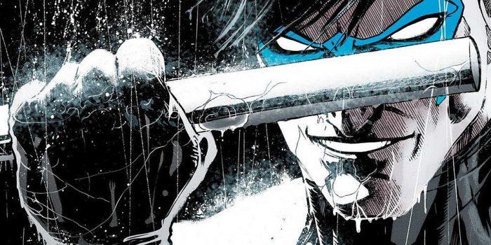 Найтвинг из комиксов DC