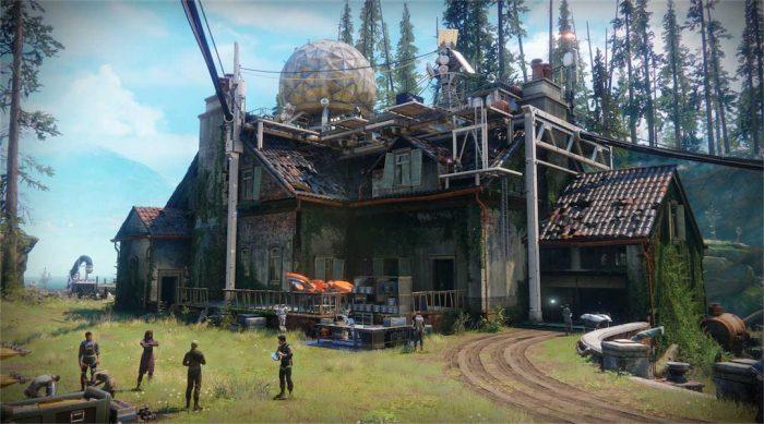 Впечатление от Destiny 2