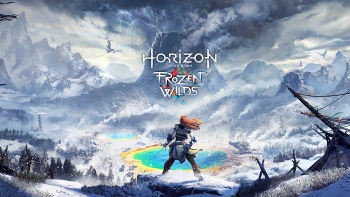 О чем дополнение Horizon Zero Dawn: The Frozen Wilds