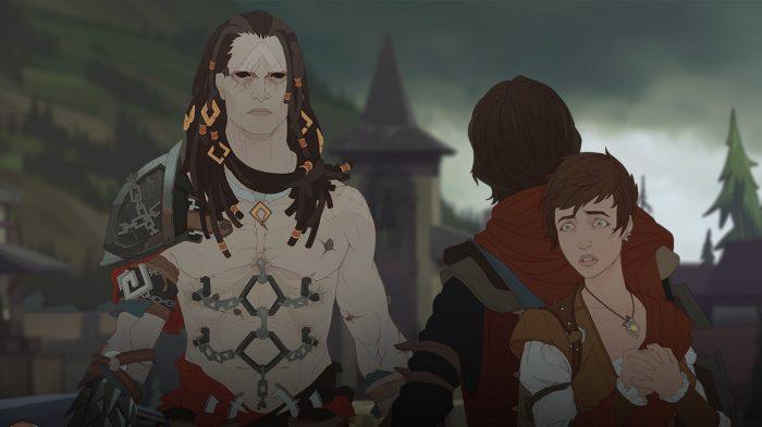 Ash of God геймплей игры