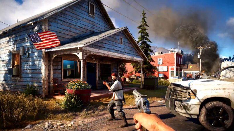 Графика в Far Cry 5