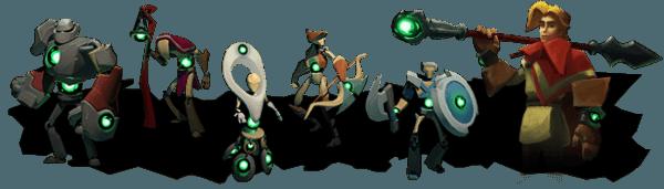 Masters of Anima сюжет игры