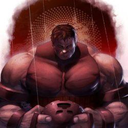 История Джаггернаута из комиксов Марвел 2